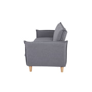 EVERYDAY LOW Preston Click-Clack Sofa Bed With Storage