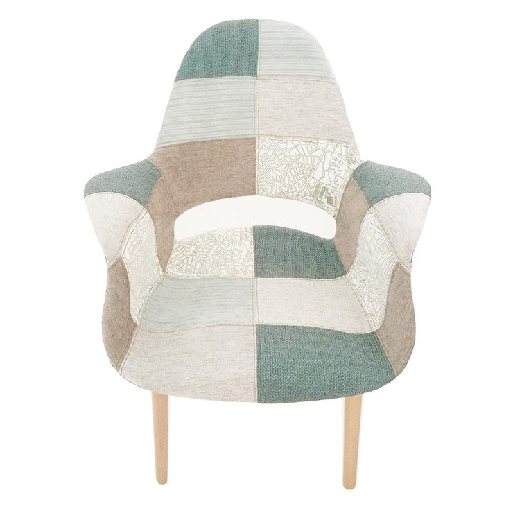 Replica Organic Patchwork Chair