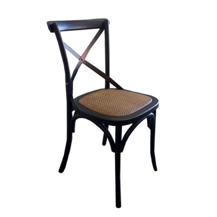 Dining Chair Criss Cross