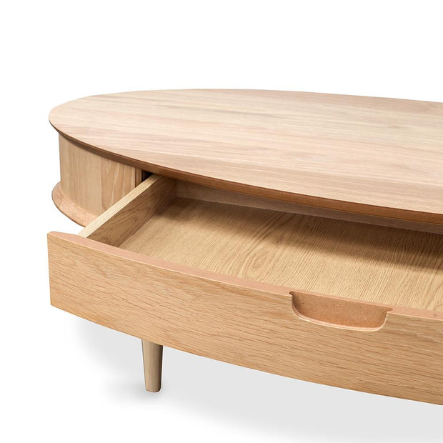 PRE-ORDER Oslo Coffee Table w Draw