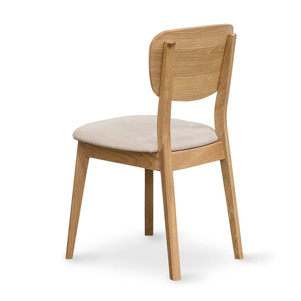 EVERYDAY LOW Oslo Chair Veneer Back