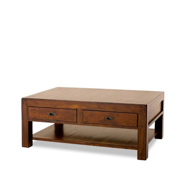 EVERYDAY LOW Post & Rail Coffee Table