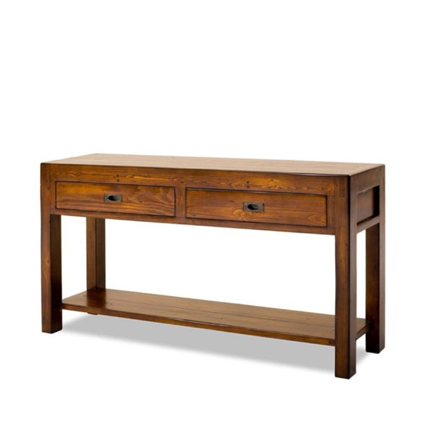EVERYDAY LOW Post & Rail Hall Table Large