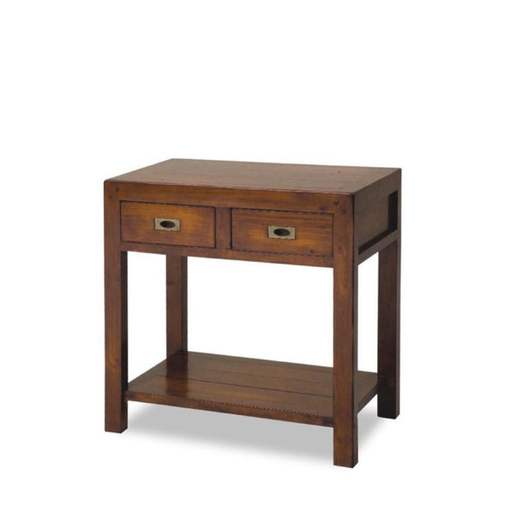 NON STOCK Post & Rail Hall Table Small