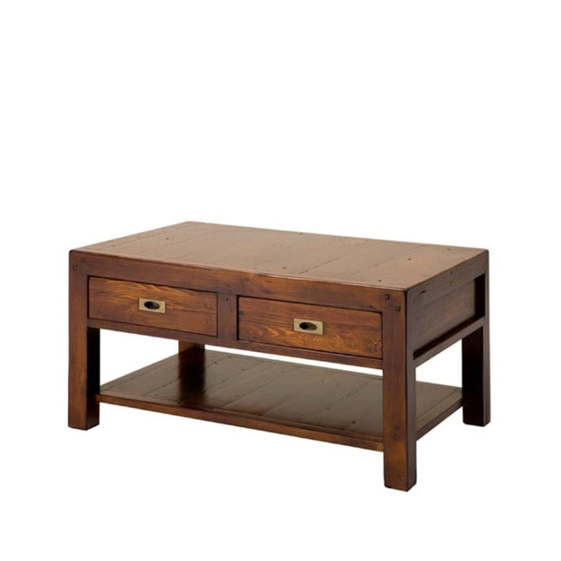 EVERYDAY LOW Post & Rail Coffee Table Small