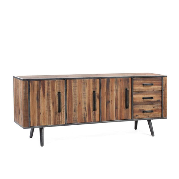 EVERYDAY LOW Rustic Skandy Sideboard Large