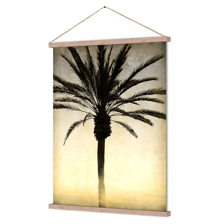 Single Palm Kakemono
