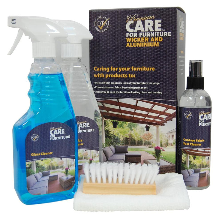 Premium Care Wicker/Aluminium Care Kit