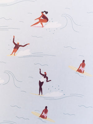 Surfer Notebook