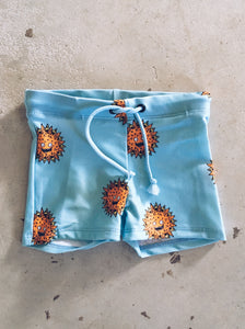 Ted Swim Shorts - Sun God