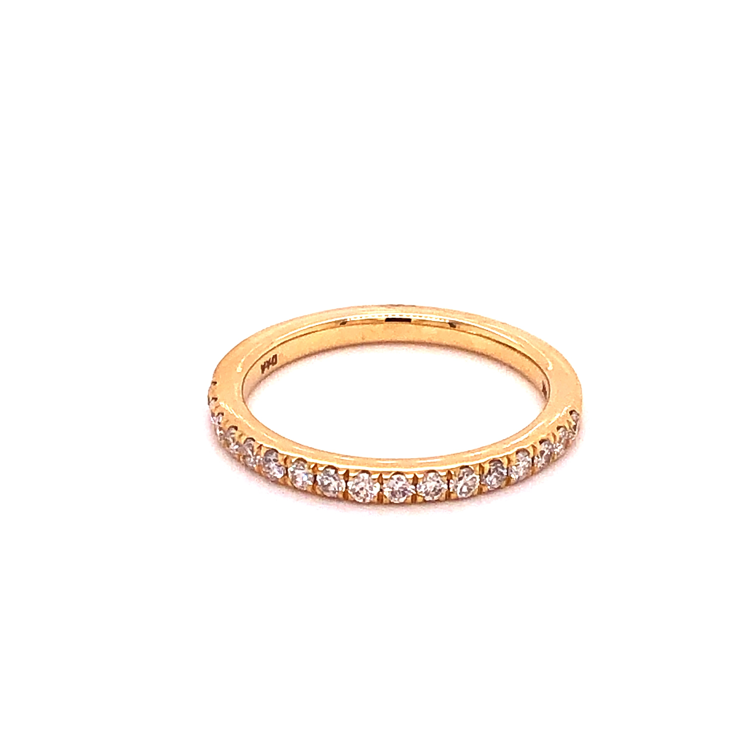 Eterna - Micropave Diamond Band