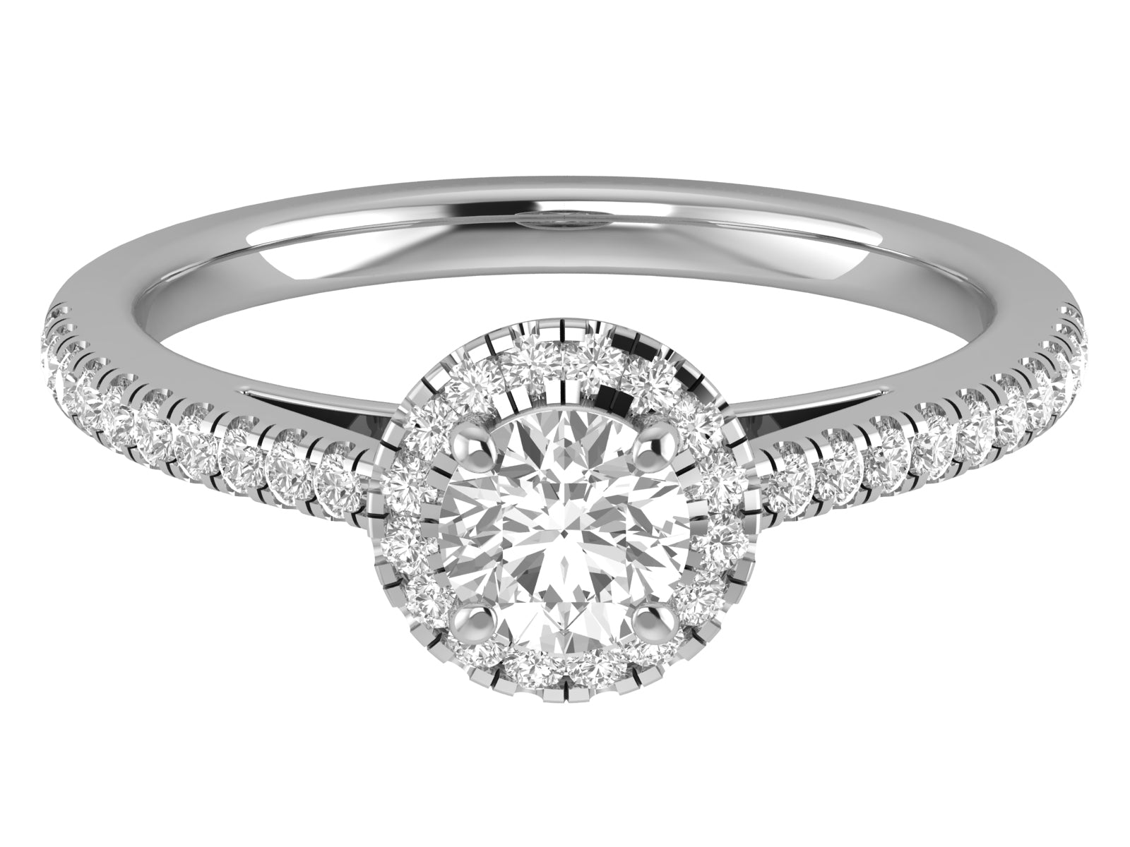 Philia - Wedding Engagement Ring - Certified