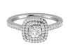 Ornella - Diamond Engagement Ring