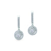 Aerial - Halo Drop Earring