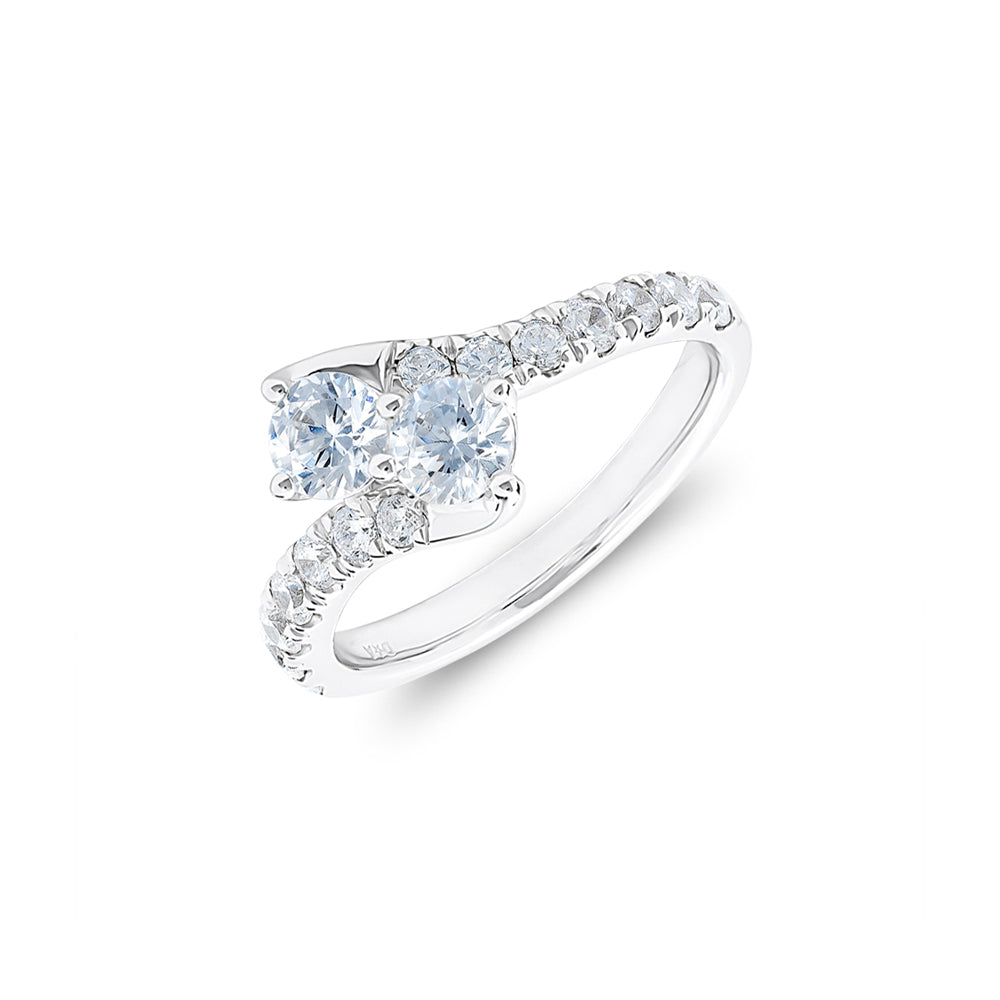 Belleame - Duo Diamond Ring