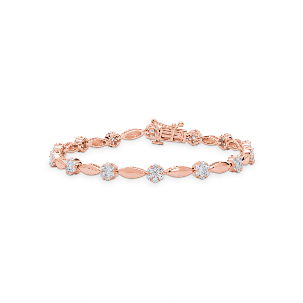 Adina - Diamond Bracelet