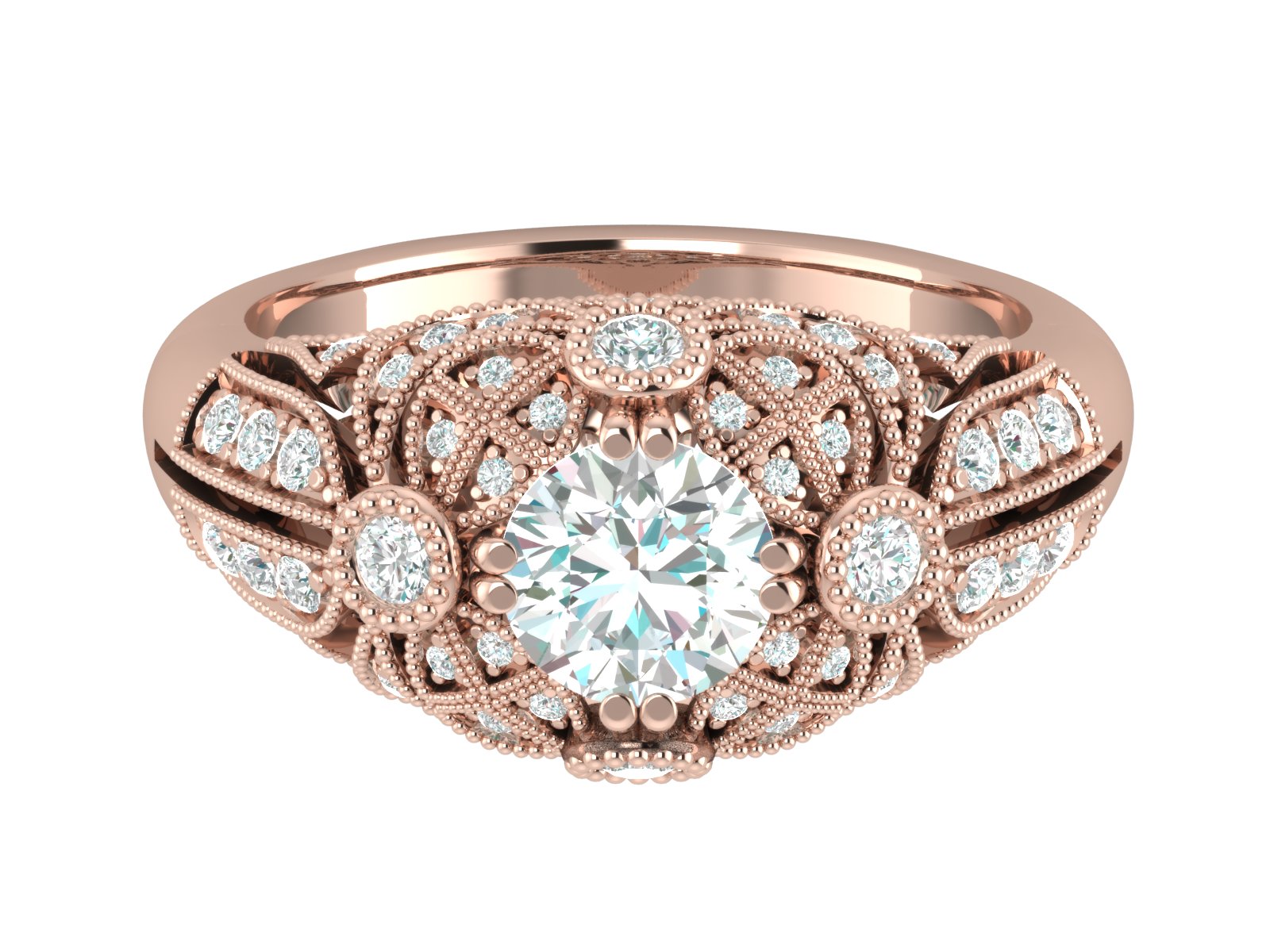 Mahaz - Diamond Ring