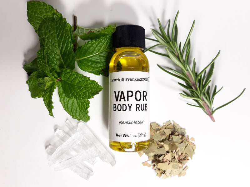 Vapor Body Rub