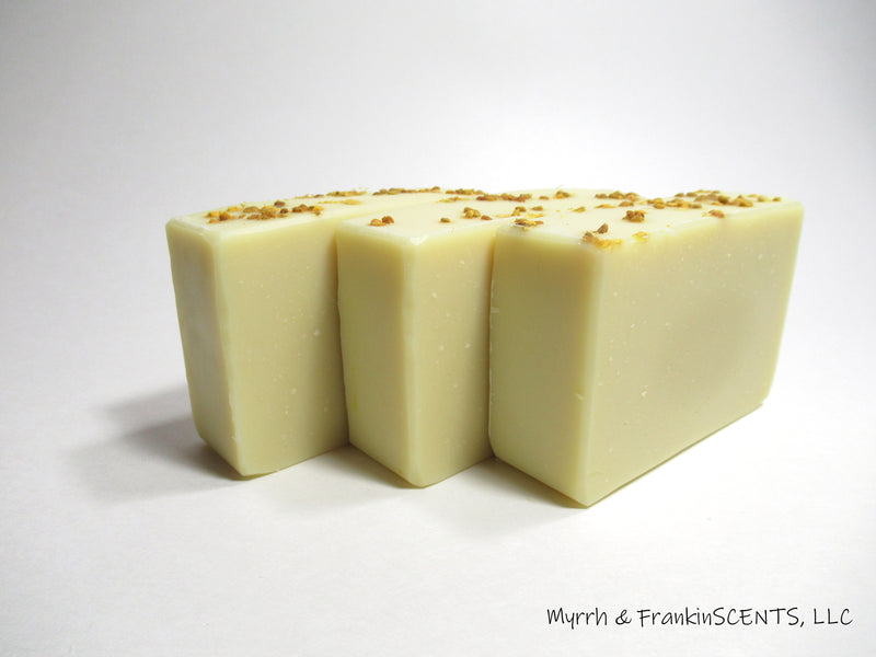 Milk & Honey Face & Body Bar | Handmade Soap