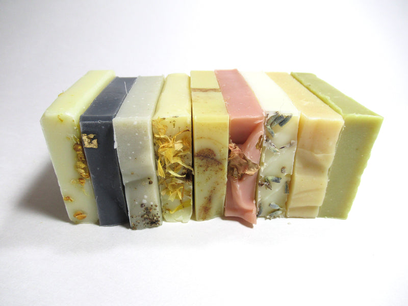 PURE eSCENTials Face & Body Soap Sampler | Handmade Soap