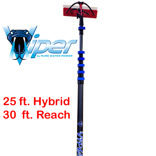Viper Water-Fed Poles