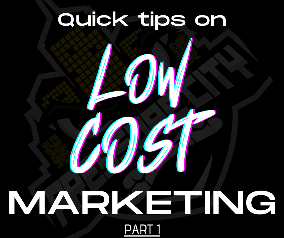 how to low cost marketing ideas