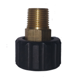 "22MM Quick Coupler to 3/8"" Quick Coupler Adapters"