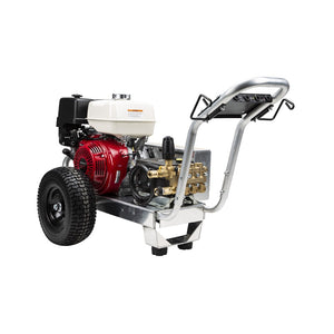 BE 4000PSI 4GPM Honda GX390 Commercial Pressure Washer