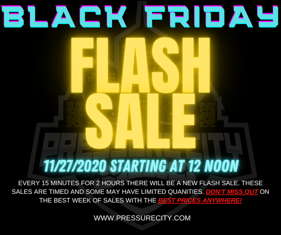 BLACK FRIDAY FLASH SALES - PREPARE NOW!