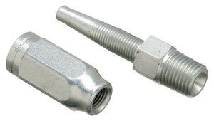 "Gates 3/8"" High Pressure Hose Repair End"