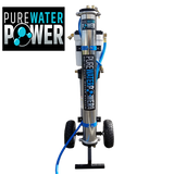 Pure Water Power 4-Stage RODI Purification System 20-Inch DI