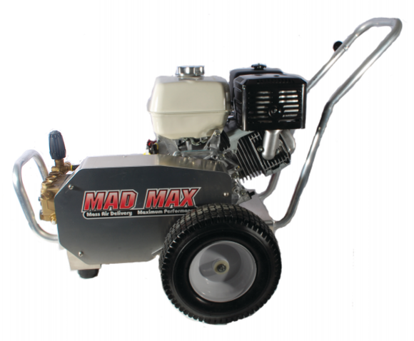 Madmax 5.5GPM 2700PSI belt drive pressure washer - PressureCity