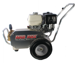MadMax belt drive 4GPM 3500PSI pressure washer - PressureCity