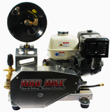 MadMax belt drive 4GPM 3500PSI pressure washer