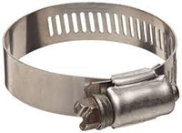 "Stainless Steel Hose clamp 5 pack - 7/16"" - 1"""