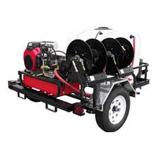Pressure Pro Cold Water Trailer Systems Belt Drive
