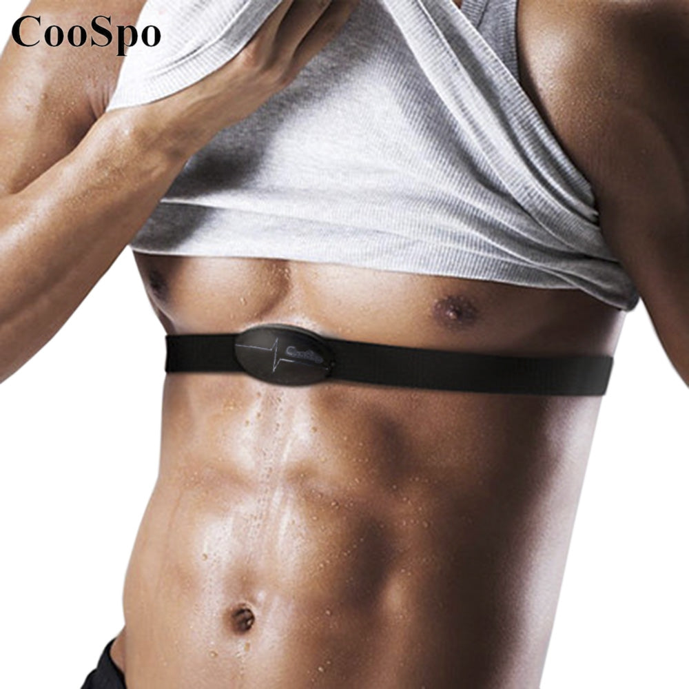Bluetooth Chest Strap Heart Rate Monitor