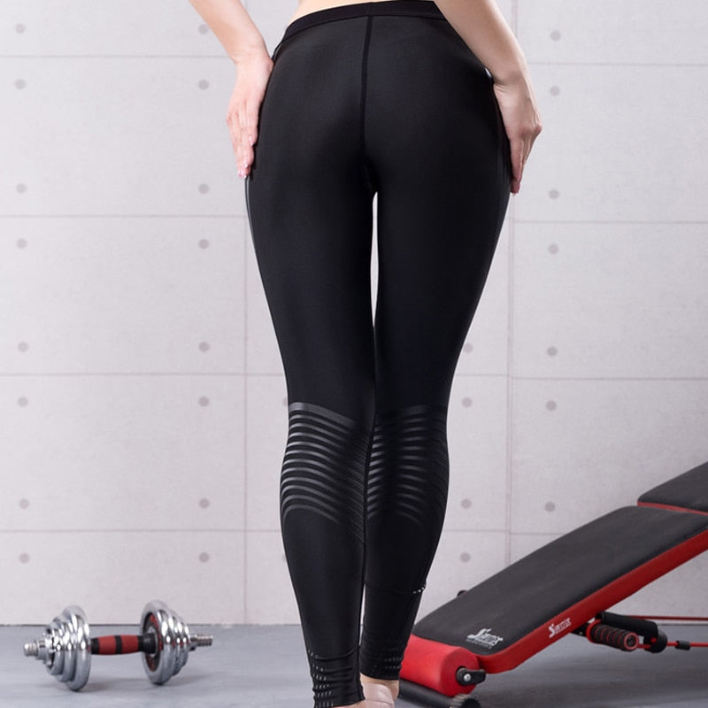 Breathable Women Compression/Yoga Pants/ Leggings
