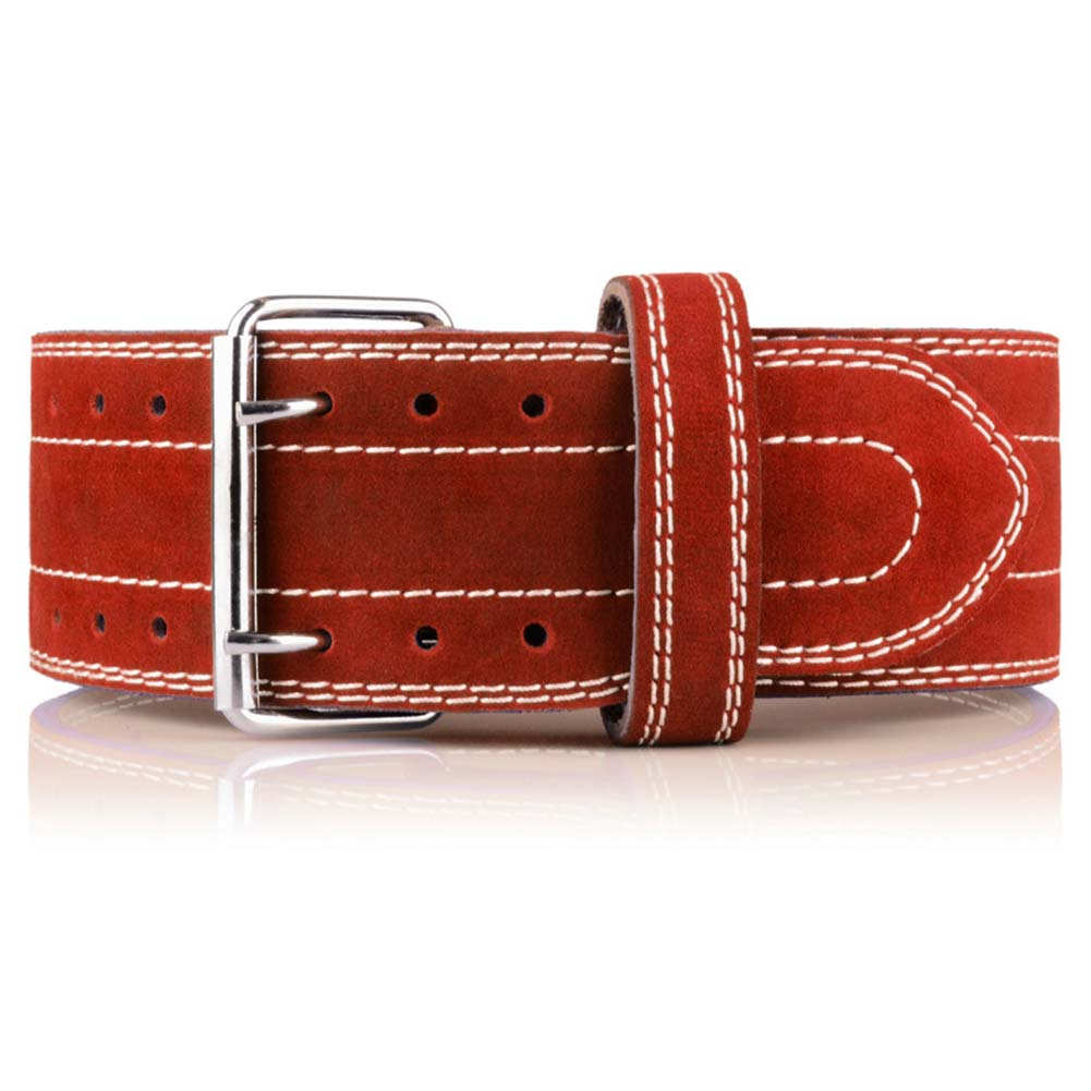 Premium Four Layer Leather Weightlifting Belt