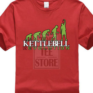 Kettle R-evolution  100% Cotton T Shirts