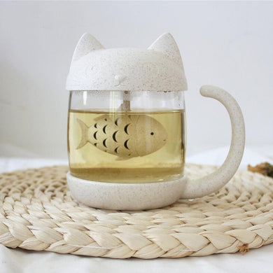 Kitea Cat Tea Infuser - MyTopCat