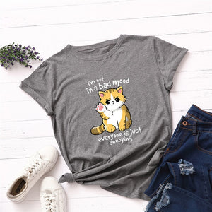 Everyone is Annoying T-shirt - MyTopCat