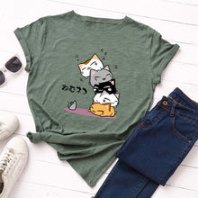 Load image into Gallery viewer, Five Friends T-shirt - MyTopCat