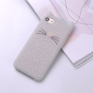 Whiskers and Ears iPhone Case - MyTopCat