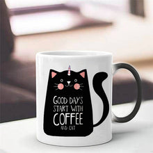 Load image into Gallery viewer, Magical Cat Mug - MyTopCat