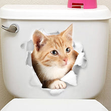 Load image into Gallery viewer, 3D Sticker - MyTopCat