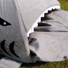 Load image into Gallery viewer, Shark Pet Bed - MyTopCat