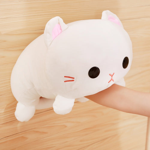 Milk White Squishy Kitty - MyTopCat