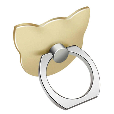 Cat Head Phone Ring Stand - MyTopCat