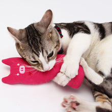 Load image into Gallery viewer, Catnip Chew Toy - MyTopCat